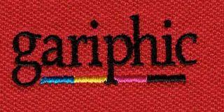 GariphicEmbroidered