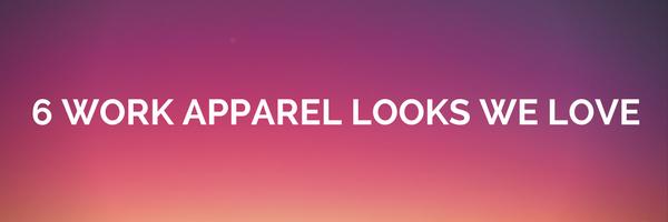 Work-apparel-looks