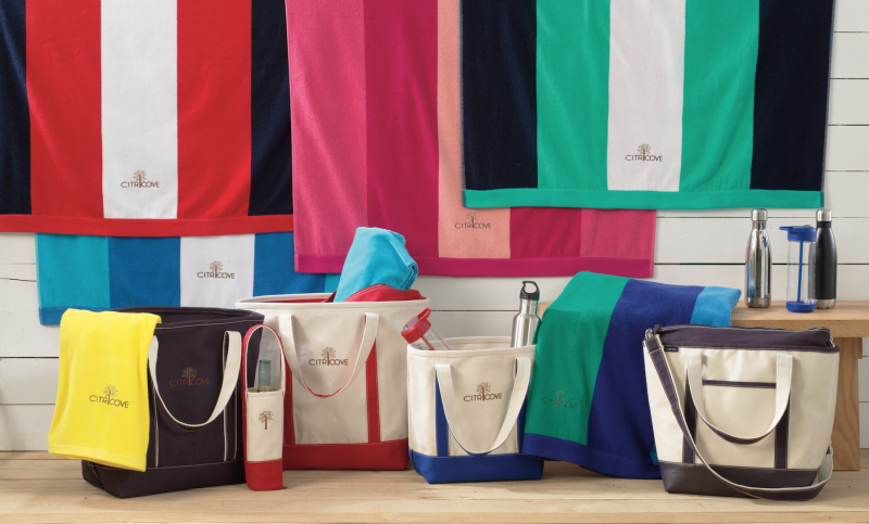 Towels and Totes