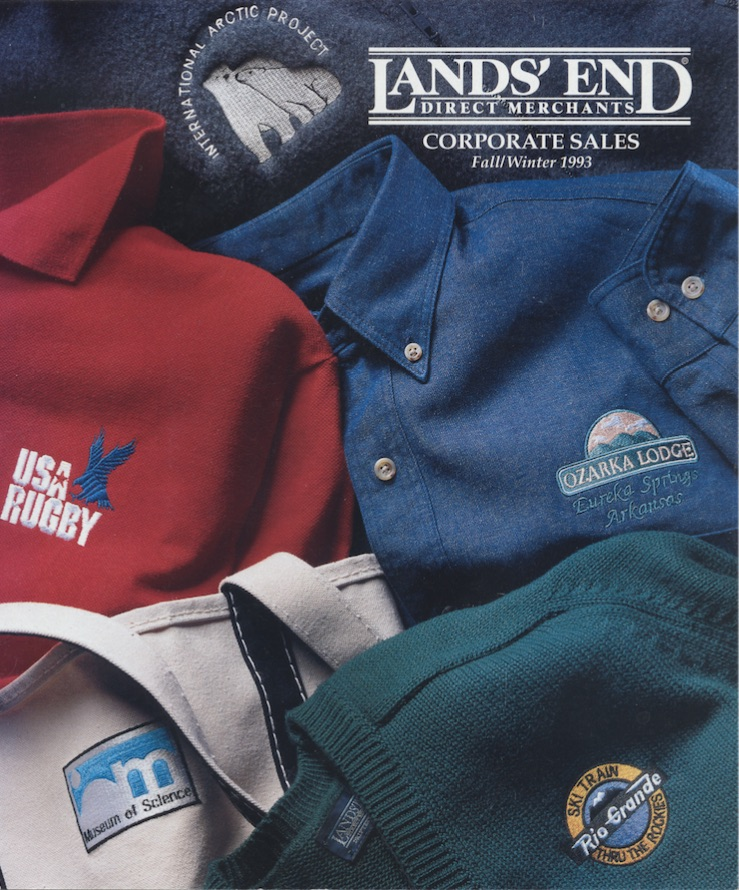 1993 Catalog