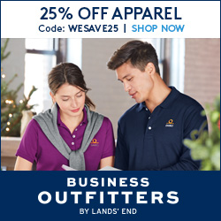 25% Off Corporate Apparel & Gifts