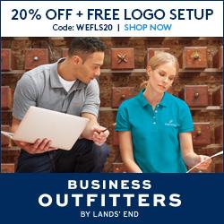 20% Off + Free Logo Setup